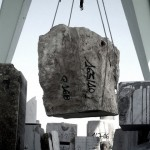 paolo Tosti- initial block of stone